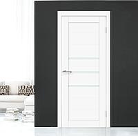 Дверное полотно Новинка Белый матовый Cortex Deco Model 6