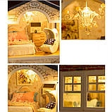 """3D Румбокс """"Загородный дом"""" - Кукольный Дом Конструктор / DIY Doll House от CuteBee, фото 10"""