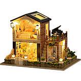 """3D Румбокс """"Загородный дом"""" - Кукольный Дом Конструктор / DIY Doll House от CuteBee, фото 4"""