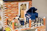 """3D Румбокс """"Загородный дом"""" - Кукольный Дом Конструктор / DIY Doll House от CuteBee, фото 6"""
