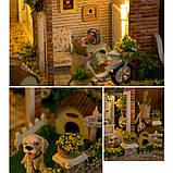 """3D Румбокс """"Загородный дом"""" - Кукольный Дом Конструктор / DIY Doll House от CuteBee, фото 9"""