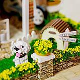 """3D Румбокс """"Загородный дом"""" - Кукольный Дом Конструктор / DIY Doll House от CuteBee, фото 8"""
