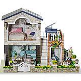 """3D Румбокс """"Загородный дом"""" - Кукольный Дом Конструктор / DIY Doll House от CuteBee, фото 2"""