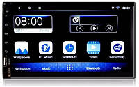 Автомагнитола 2din Pioneer Pi-707 GPS + WiFi + Bluetooth+ Android + Пульт на руль (4x45W), фото 1