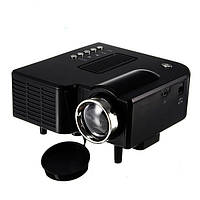 Портативный проектор UNIC 28+ черный 1 год гарантии