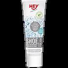 Засіб для пропитки Hey-Sport ACTIVE POLISH (чорний) 75 мл. Пропитка для коженой обуви, фото 2