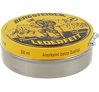 Пропитка для взуття Hey-Sport Bergsteiger-Lederfett farblos 100 ml