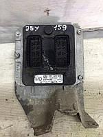 Блок управления двигателем (ЭБУ) Opel Astra G 2.0i 1998г.