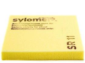 Віброізолюючий поліуретановий еластомер Sylomer SR11-12 жовтий