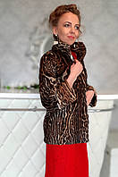Піджак леопардовий. Модель Л0218, фото 1