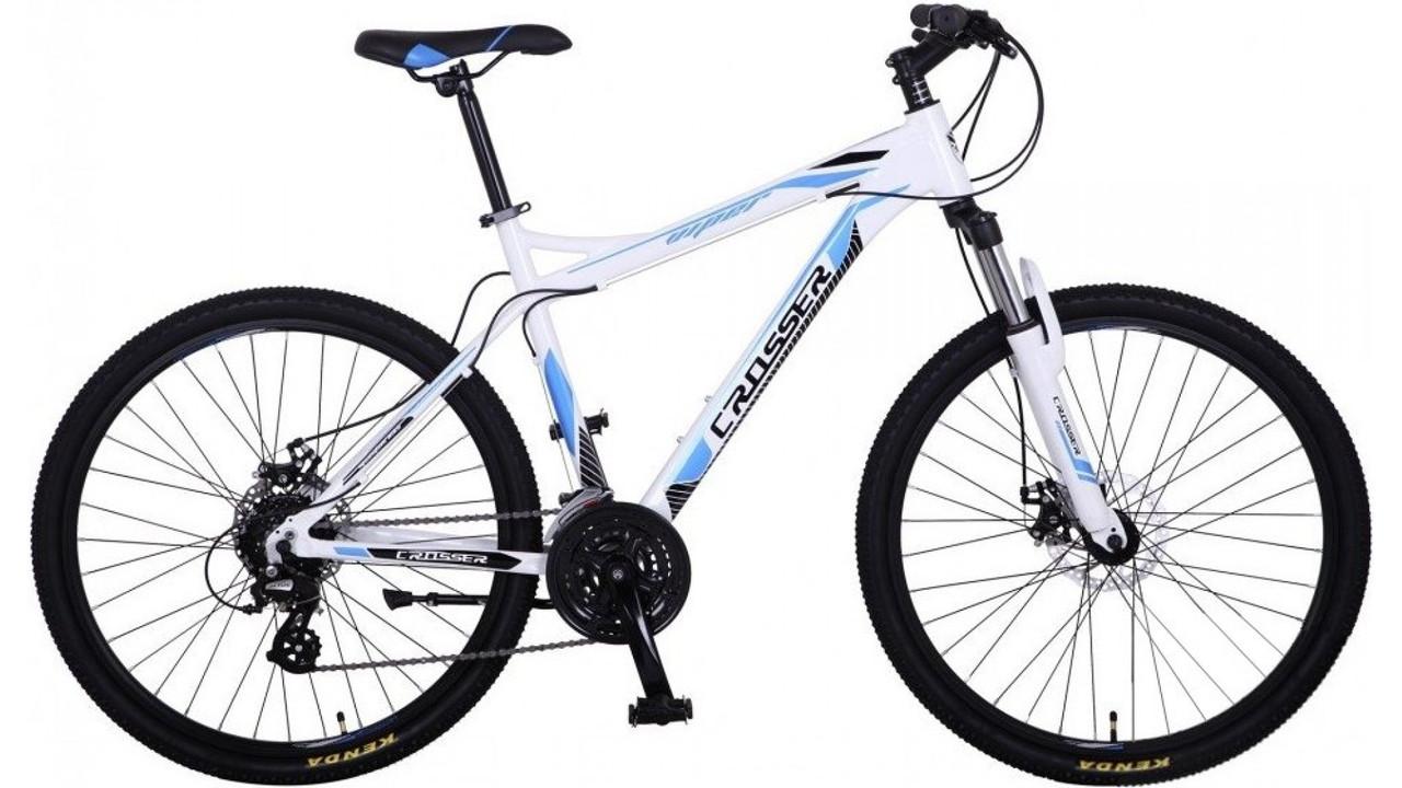 """Горный велосипед Crosser Viper 26""""/18 рама"""