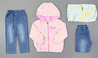 Комплект для девочек Lemon Tree оптом, 1-5 лет., фото 1