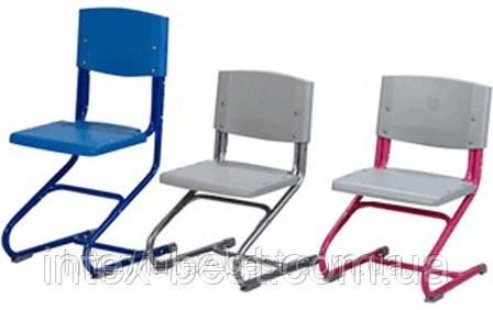 Стол СУТ.15 + Стул СУТ.01 клен/серый (пластик), фото 2