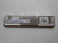 Серверная оперативная память Samsung PC2-5300F DDR2-667 FB-DIMM 4Gb ECC (M395T5160QZ4-CE65) CL5 - в идеале!!!
