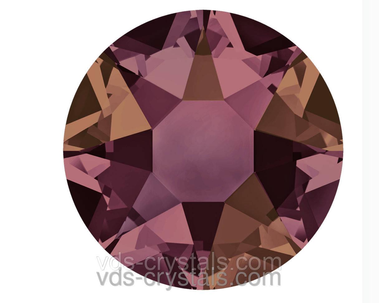 Стразы Сваровски оптом и в розницу клеевые холодной фиксации 2088 Crystal Lilac Shadow F (001 LISH) 12ss (упаковка 1440 шт)