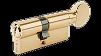 Цилиндр KALE 164 BM, BME тумблер, латунь, повышенной секретности 68 (31х37) тумблер на короткой стороне