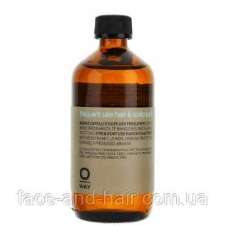 Шампунь для ежедневного применения Rolland Oway Daily Act Frequent Use Hair & Scalp Bath 240 мл
