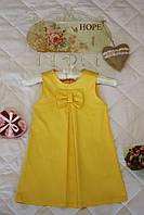 Платье детское Бант, фото 1