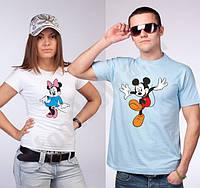 Парные футболки Ф2б-99, фото 1