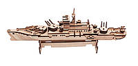 Конструктор из дерева военный корабль Kalinin арт 035