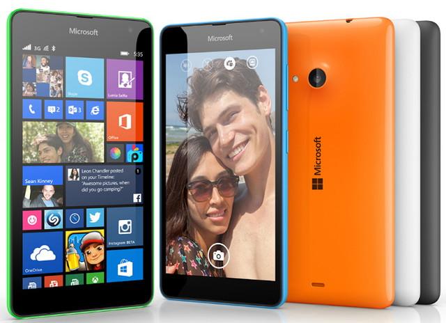 Чехлы для Nokia Microsoft Lumia 535