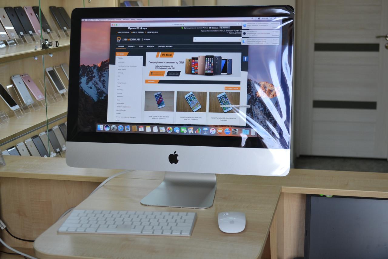 "Новый Моноблок Apple iMac 21,5"" Late-2015 i5 2.8GHz 16GB RAM 1TB Fusion DriveMK442LL/A Оригинал!"
