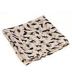 Женский шифоновый шарф - размер шарфа приблизительно 146*47см, шифон, фото 4