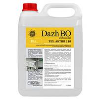 Нейтральное моющее средство для удаления органических загрязнений 10 л ТЕХ АКТИВ 318 ДажБО Prof