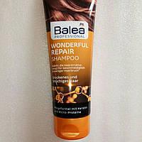 Профессиональный шампунь Восстановление и питание волос  Balea Professional Wonderful Repair 250 мл