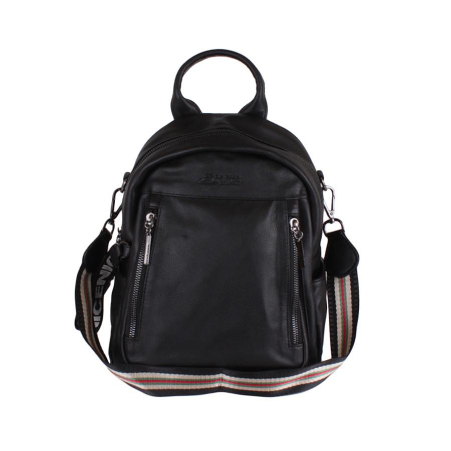 Сумка-рюкзак de esse L20833-1 Черная