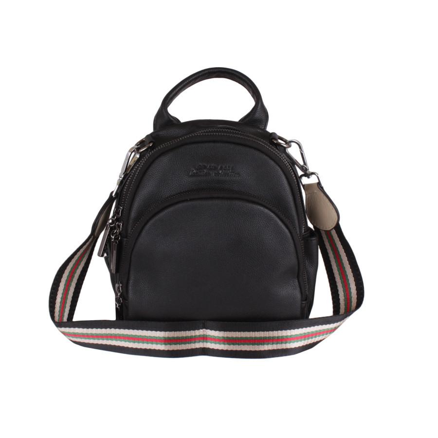 Сумка-рюкзак de esse L20005-1 Черная