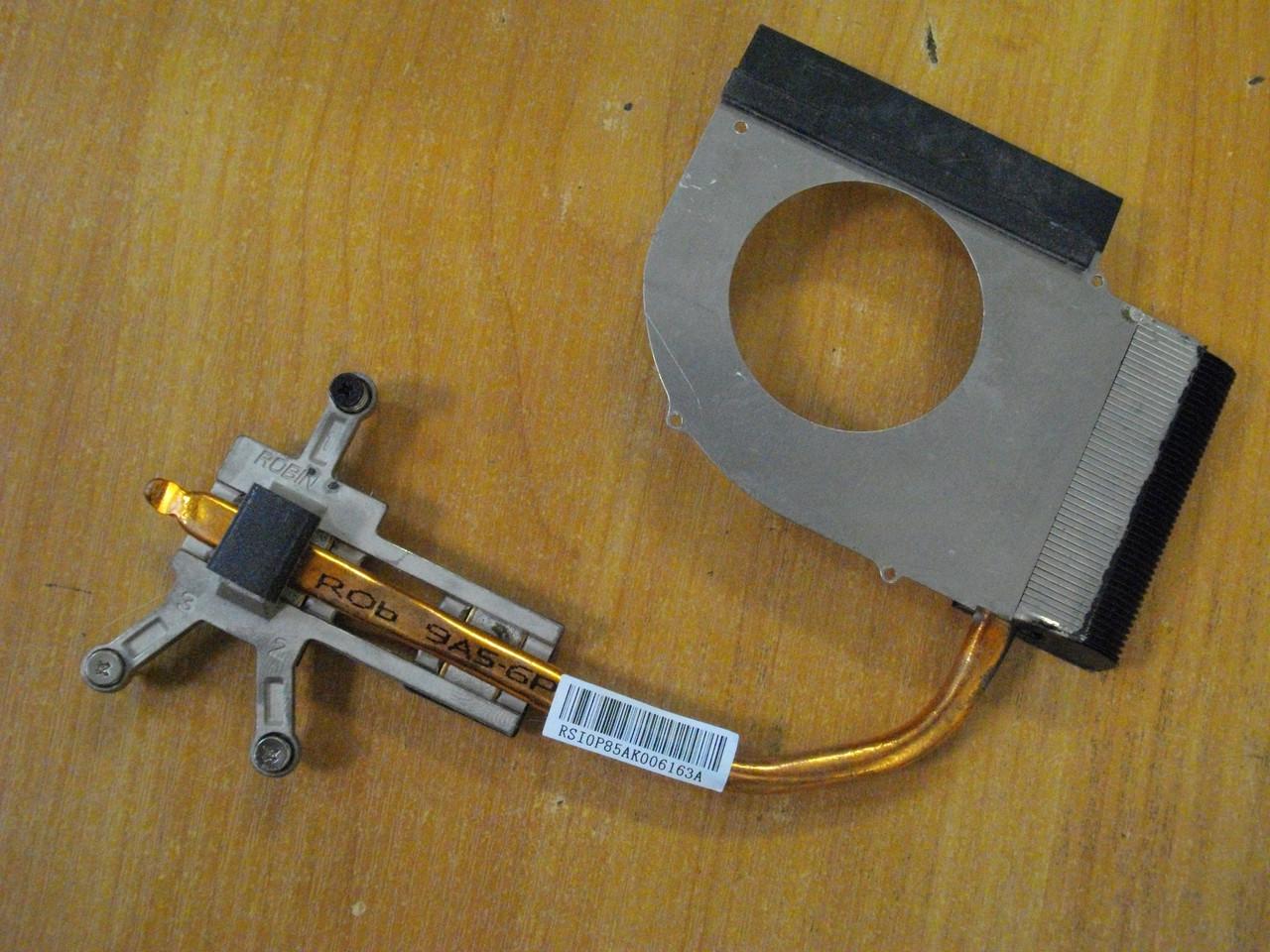 Радиатор, система охлаждения HP Compaq Presario CQ61 бу