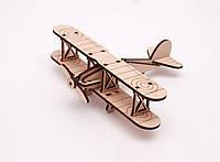 Конструктор из дерева самолет Kalinin  арт 004