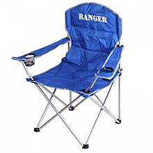 Кресло складное туристическое Ranger SL 631 (92х60х46см), синее