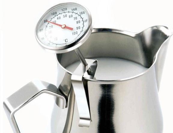 Термометр для взбиваниямолока и приготовления кофе и напитковMotta