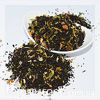 Чай черный с лимоном и мятой, фото 1