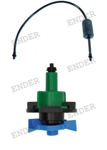 Микроспринклер подвесной, 34 л/ч «ENDER»