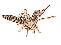 Конструктор из дерева 3Д Бабочка.Kalinin арт 041