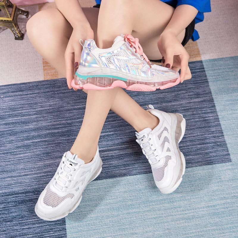 Женские летние кроссовки SHABAOLI 40 размер