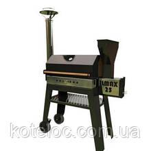Пеллетная печь-гриль ILMAX-25