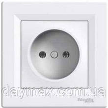 Розетка без заземлення Asfora (Асфора) Schneider electric EPH3000121