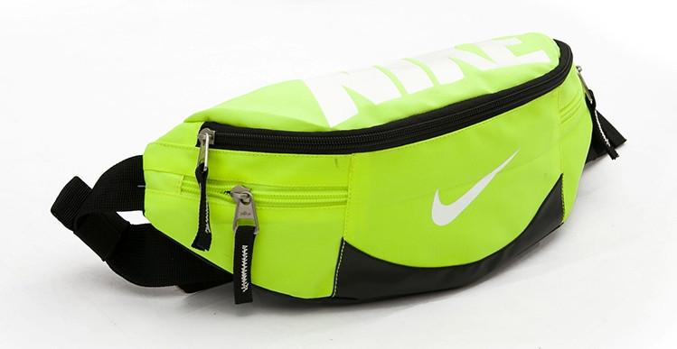 d5ae379e Поясная Сумка Nike Team Training(Салатовая Флуресцент) Сумка На Пояс, ...