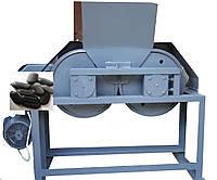 Пресс Валковый ПВ-1000 для брикетирования угля торфа 1 тонна в час изготовления брикетов