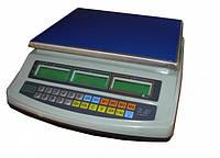 Весы торговые электронные ВТЕ-Центровес-30-Т1-СМ