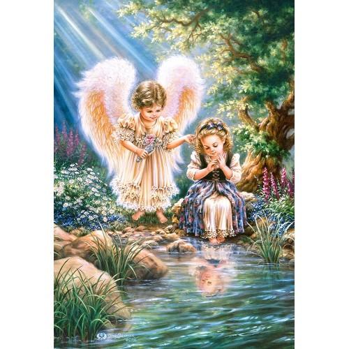 Пазлы Ангелочки 1500 элементов