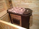 Пеллетная печь для сауны ILMAX-30, фото 2