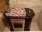 Пеллетная печь для сауны ILMAX-30, фото 3