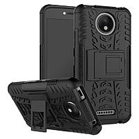 Чехол Armor Case для Motorola Moto C Plus XT1723 Черный, фото 1