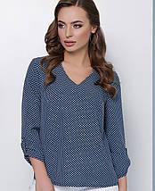 Женская блузка без застежки спереди (1814 mrs), фото 3