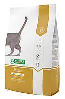 Корм Nature's Protection (Натур Протекшн) Seniore cat для пожилых котов, 400 г